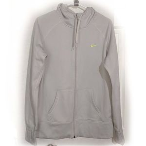 NIKE Therma-fit zip- up hoodie